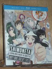 Shimoneta: A Boring World Where the Concept of Dirty Jokes Doesnt Exist (Blu-...