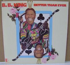 "B.B. King Better Than Ever LP 12"" Vinyl Kent Records KLP 2003"