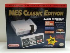 Brand New Nintendo NES Classic Edition Mini Console w/30 Games Included