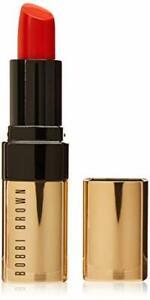 Bobbi Brown Luxe Lip Color Lipstick, No.23 Atomic Orange, 0.13 Ounce