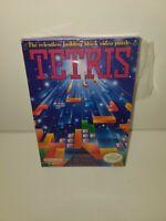 Tetris (Nintendo 1989) SEAL Popped - Never Played - CIB - SEE FULL DESCRIPTION!