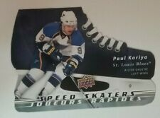 2008-09 UPPER DECK MCDONALD'S SPEED SKATERS #SS2 PAUL KARIYA