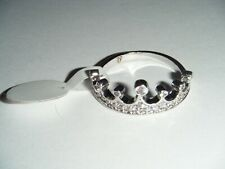 Fragrant Jewels Crown Womens Ring Size 8 (Ref #002)