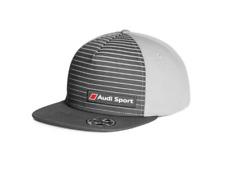 Audi Sport Unisex Snapback Cap Baseballcap Kappe Mütze 55-59 cm grau 3131802400