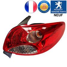 Neuf PEUGEOT BIPPER Arrière Numéro Plaque Lampe de démarrage avec Ampoule x 1