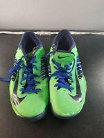 (USED) Nike Hyperdunk Low 2013 Hyper Blue/Electric Green 9.5