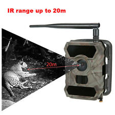 HD1080P S880G Digital MMS SMS GPRS 3G Network Wildlife Trail Hunting Game Camera
