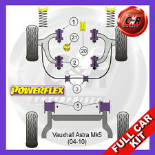 Opel Astra MK5 - H (04-10) 2 Piece Fr ARB Bush 2.0L incl VXR Powerflex Full Kit