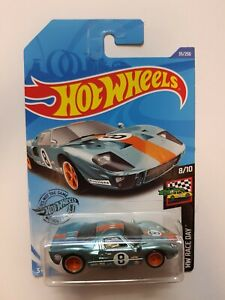 Hot Wheels 2020 Super Treasure Hunt Ford GT-40