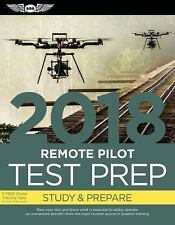 REMOTE PILOT TEST PREP 2018 - ASA TEST PREP BOARD (COR) - NEW BOOK