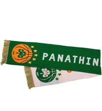 Panathinaikos Athen Schal Scraf New Basketball Champions Greece Hellas Fanshop
