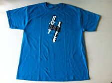 841 Scooter Tee Shirt - SC84LIFE, BLUE, ADULT MEDIUM