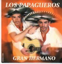 (BG712) Los Papagueros, Gran Hermano - 2001 CD