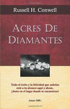 Acres de Diamantes: Triunfa Aqui y Ahora Russell H. Conwell, NUEVO, Envio Rapido