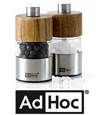 AdHoc sel & & Moulin à poivre En Jeu à Prix Avantageux NEUF EMBALLAGE D'ORIGINE