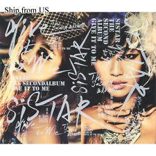 K-Pop Sistar - Vol. 2 [ Give it to me]  (SSTA02)