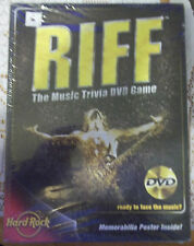 Riff: The Music Trivia DVD Game  (DVD / HD Video Game, 2005)
