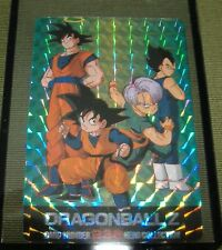 Dragonball Z   Prisma Card # 238 From Hero Collection