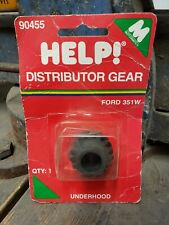 NEW Distributor Gear Ford  351W MUSTANG TORINO T-BIRD Help 90455 Windsor 351