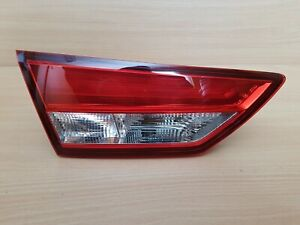 SEAT LEON 1.6TD RHD 2017 WAGON TAIL LIGHT LEFT REAR INNER OEM  5F9945093A