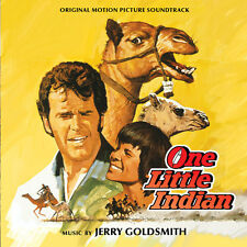 One Little Indian - Complete Score- Limited Edition - Jerry Goldsmith