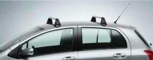 Genuine Toyota Yaris 5 Door 2006-2012 Roof Rack Roof Bars PZ403-B2613-GA