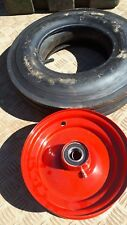 PZ HAYBOB EARLY WHEEL AND TYRE NON GENUINE