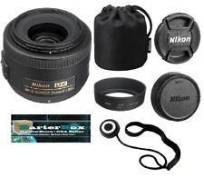 Sale Nikon Nikkor 35mm F/1.8G As Rf Dx G Swm Af-s M/a Lens + Free Cap Keeper