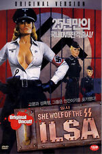 Ilsa: She Wolf of the SS / Don Edmonds, Dyanne Thorne, Gregory Knoph, 1975 / NEW