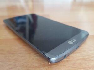 LG G3 D855 - 16GB - Black Unlocked Smartphone (faulty)