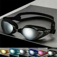 Popular Gafas de Natación Antiniebla Protección UV Gafas Gafas De Deporte Adulto Buceo Natación