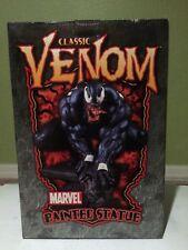 "Marvel Bowen Classic Venom Painted Full Size Statue Over 12"" Ryan Trificana"
