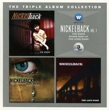NICKELBACK - TRIPLE ALBUM COLLECTION VOL.1 - BOX-SET 3 CD NEUF