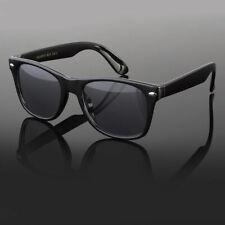 Kids Toddler Boys Girls Black Vintage Classic Retro Sunglasses Shades