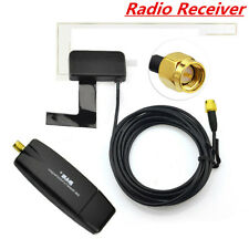 Car USB Digital Radio DAB+ BOX DAB Receiver MCX Antenna Stereo For Android