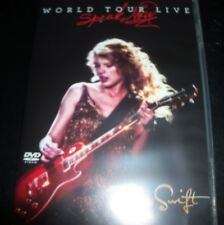 Taylor Swift Speak Now World Tour Live (Australian All Region) DVD - New