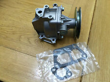 New Fiat X19 X1/9 1500 Water Pump and Housing Delta Uno