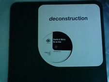 "SASHA ~ BE AS ONE / HEART OF Imagination [ Deconstruction ] Rare 12"" House/Prog."