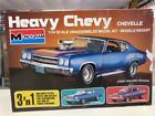Monogram 2715 Heavy Chevy Chevelle model kit photo