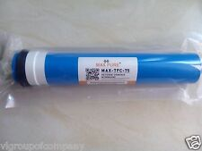 RO Membrane MAX-PURE MAX-TFC-75 GPD Water Purifier Filter Membrane  1Pcs