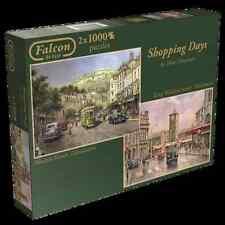 Puzzle 2 x 1000 Teile - Chapman: Shopping Days von Jumbo