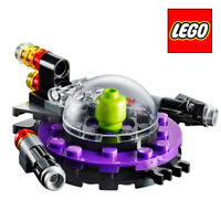 LEGO • POLYBAG 40330 UFO Alien Ship Astronave Monthly PROMO EXCLUSIVE