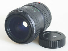 28-80MM F/3.5-4.5 MACRO ZOOM LENS FOR PENTAX K MOUNT WITH REAR CAP