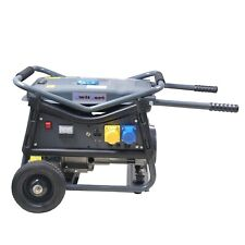 Switzer Petrol Generator With Wheels 2.8KW 6.5HP 4 Stroke Fuel Dual Voltage