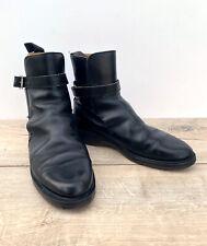 Rare vintage Dr.Martens woman boots D1622/4, 386x, Size 6 (40), black