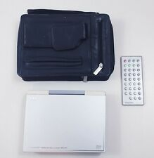 Panasonic DVD-LV75 Portable DVD Player Home Media with Bag & Remote Working