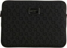 "Marc by Marc Jacobs 15"" Laptop Neoprene 3D Dreamy Logo Sleeve Case NEW"