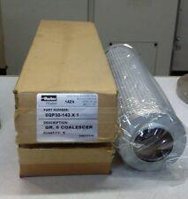 Parker Filtration 6QP30-143 X 1 GR.6 COALESCER Filter NEW 1 PCS