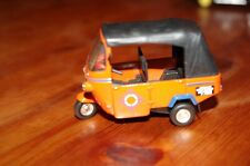 Ixo/altaya 1/43eme tuk tuk bajaj taxi like new without box
