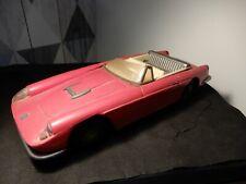 jouet ancien friction old Toys Ferrari 250 Gt California L.29cm Mont Blanc